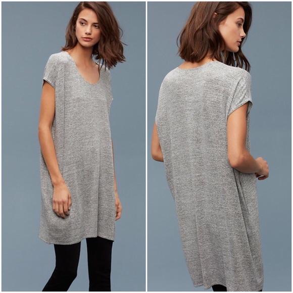 2909753b4005 Aritzia Dresses & Skirts - Aritzia Wilfred Free Lorelei Slouchy Tunic Dress